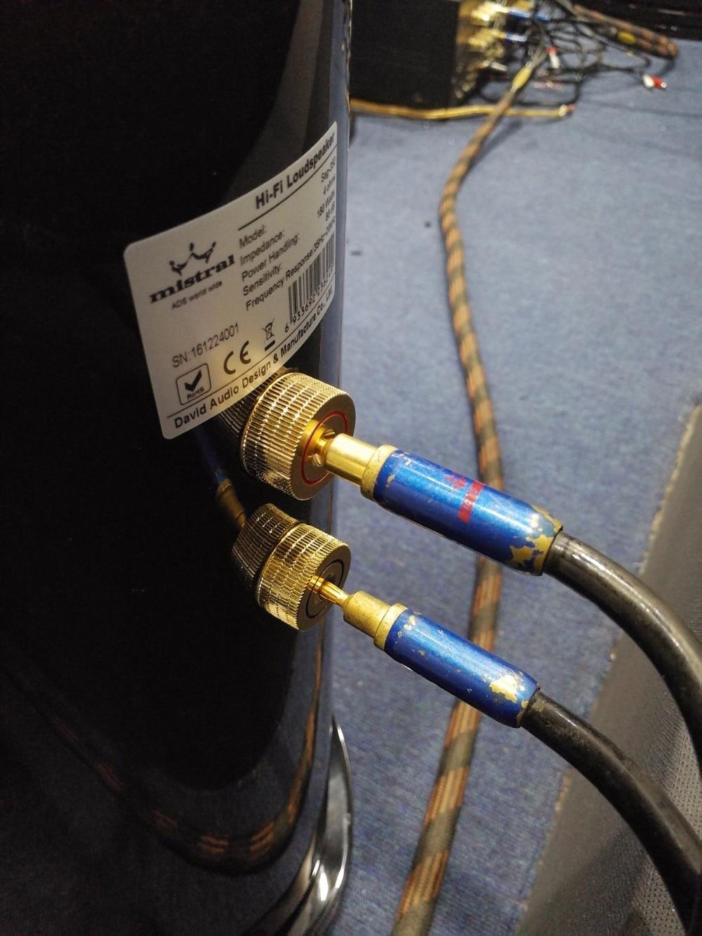Mistral SAG-350 180W x 2 Hifi Standlautsprecher - Tragbares Audio und Video - Foto 4