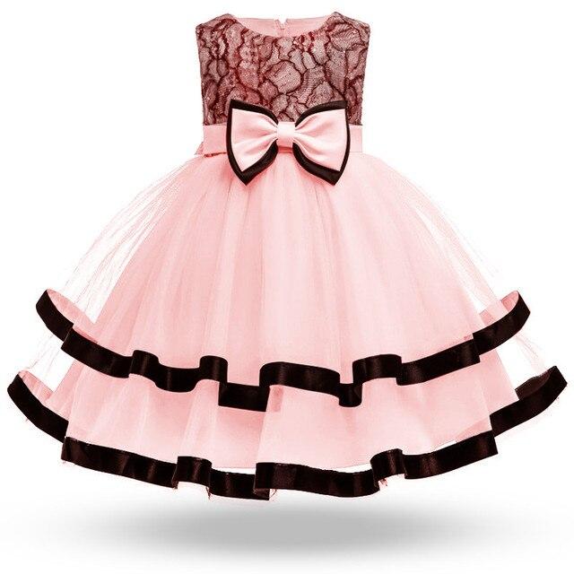 Herbst Vintage Prinzessin Stil 1 Jahr Mädchen Baby Geburtstag Kleid ...