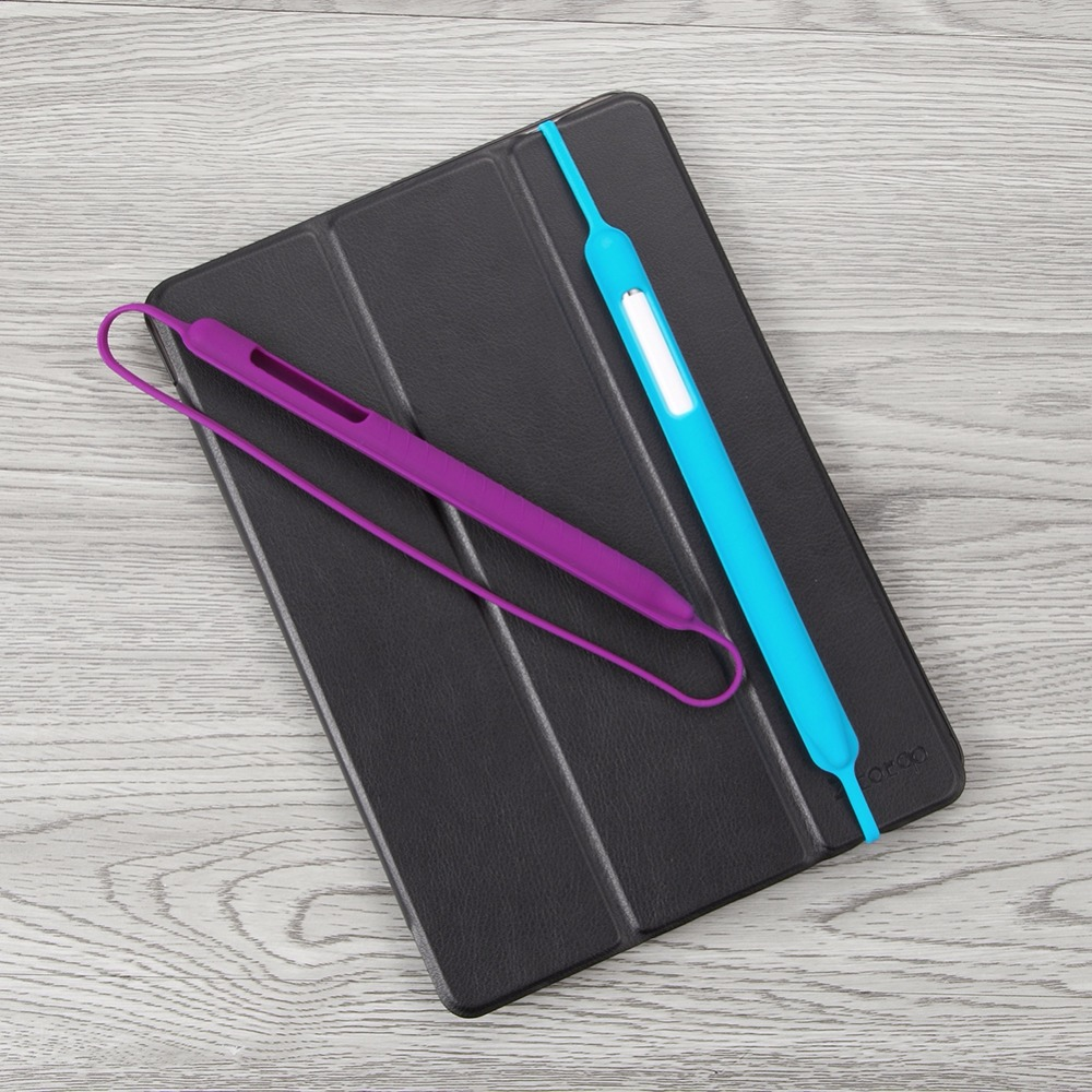 Soft Silicone Protective Sleeve Cover Compatible For Apple Pencil 1st And 2nd Generation For IPad Tablet Touch Pen Stylus Case