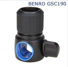 Benro SystemGo Tripod Assist Module GSC190 90 Diploma Connector GoCoupler For Tripod Picture Studio Equipment,Free delivery