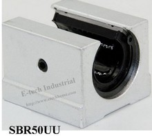 2 шт./лот Высокое Качество Линейной Слайдер Линейный Подшипник Блок SBR50UU Чпу