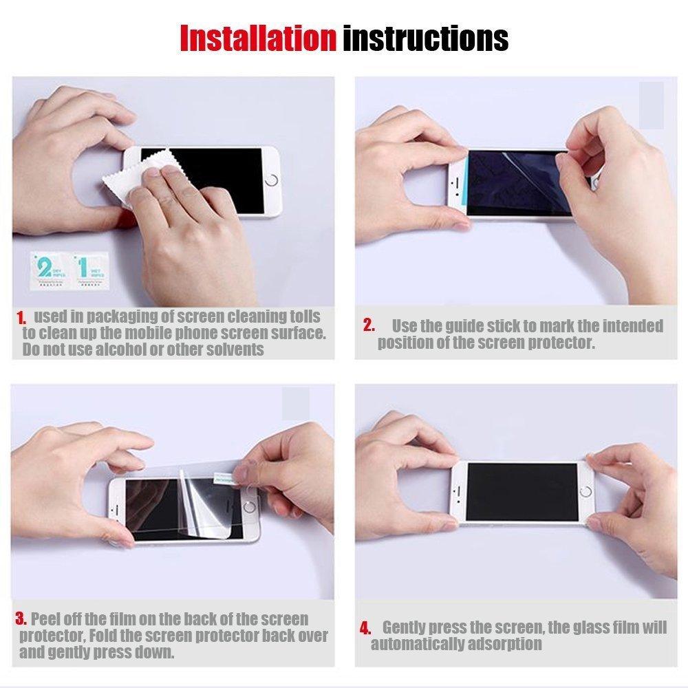 10pcs For Google 5X 6 6P Pixel Pixel XL Tempered Glass Screen Protector Film