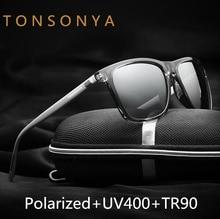 TONSONYA Brand Aluminum Sunglasses Polarized Lens Vintage Eyewear Accessies Sun Glasses Men/Women gafas oculos de sol masculino