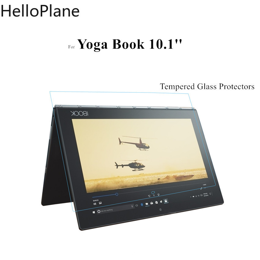 Tempered Glass For Lenovo YOGA Book / 10.1 inch / YOGABooK YB-X90F YB-X91F YB1-X90F YB1-X90 Tablet Screen Protector Film yb