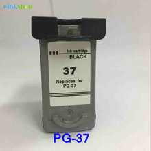 pg 37 Black Compatible Ink Cartridge for Canon PG-37 for CANON PIXMA MP210 MP140 MX300 IP1800 IP2600 MP470 MX310 Printer цена 2017