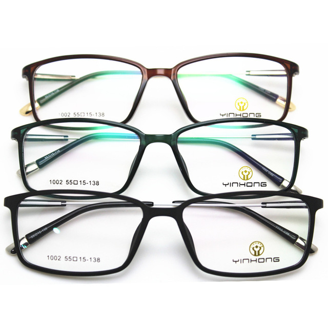Light Tungsten Steel Spectacle Frame Ma'am High Archives Will Frame Myopia Picture Frame Tide Man Myopia Glasses Optician