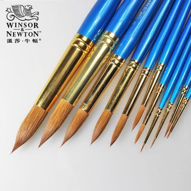 73da7d12e9b4 Aliexpress.com   Buy Winsor   Newton Extra Fine Water Color Brush ...