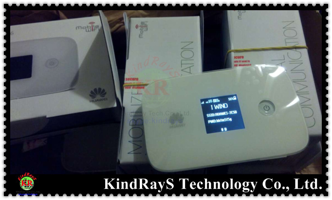 ulåst Huawei E5786 e5786s-32a E5786s-62a LTE Cat6 DL300Mbps 4g lte - Nettverksutstyr - Bilde 5
