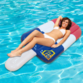 172x70cm Inflatable Popsicle Pool Floating Raw Adult Kids Water Game Toy Kickboard Ice-cream Lounge Chair Float Bed Air Mattress