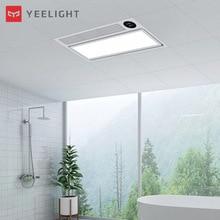 Yeelight calentador de baño inteligente, 8 en 1 LED, luz de techo, calentador, luz de baño para aplicación para hogares, Control remoto para baño