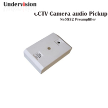 Pickup audio cctv system CCTV DVR with CCTV Security Microphone For CCTV Camera CAM DVR Audio