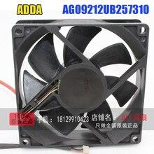 NEW ADDA AG09212UB257310 12V 0.50A 9225 Projector cooling fan