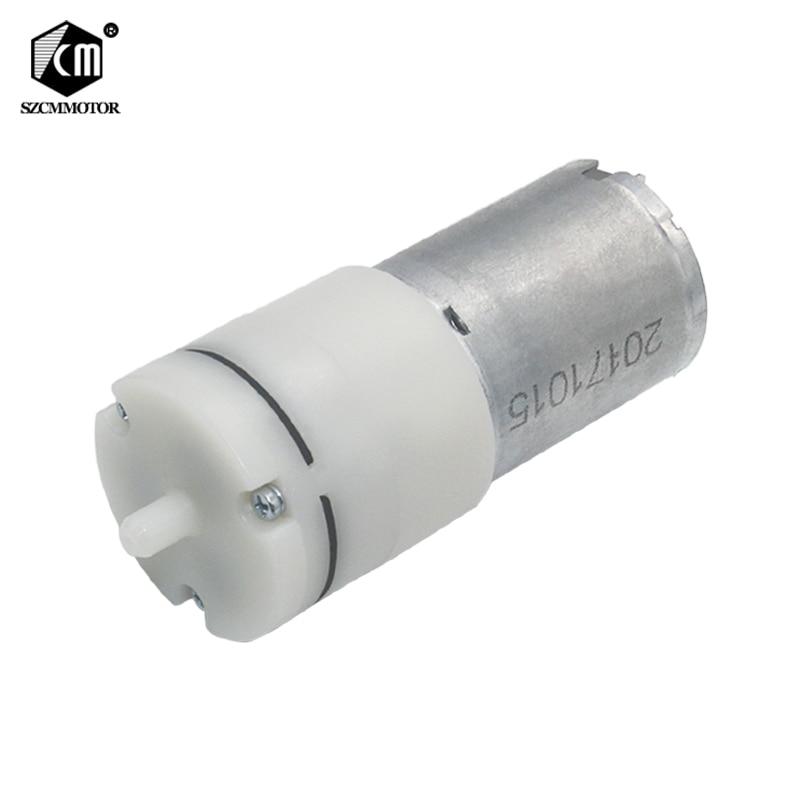6V Mini Air Pump Aquarium Aeration Oxygen Pump Blood Pressure Monitor Air Volume