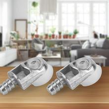 10Pcs/set  Shelf Support Kitchen Cabinet Layer Board Bracket Glass