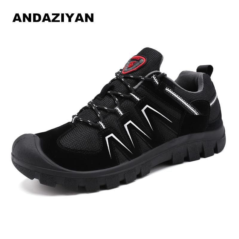 Desgaste Homens resistente cinza Exército Ar Respirável Preto slip verde Sapatos Livre Ao Não Casuais tUxwq0n