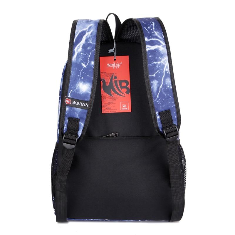 marca relâmpago mochila escola bolsa Handle/strap Tipo : Soft Handle
