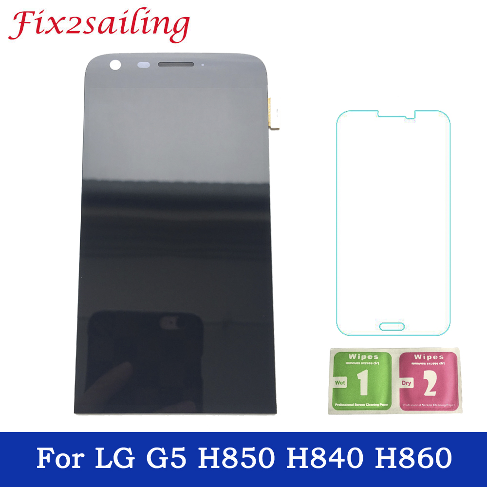 100% Test Working LCDS For LG G5 LCD H850 H840 H860 LCD Display + Touch Screen with Frame Replacement for LG G5 LCD Display100% Test Working LCDS For LG G5 LCD H850 H840 H860 LCD Display + Touch Screen with Frame Replacement for LG G5 LCD Display