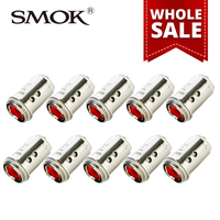 Wholesale 10 20 50 Packs SMOK Stick AIO Coil Head 0 23ohm Replacement Dual Coil For