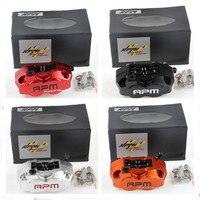 RPM Brand 2 Pcs/Lot CNC Motorcycle 200mm/220mm Brake Discs Brake Pump Brake Calipers Universal For Yamaha Aerox Nitro BWS Zuma