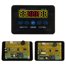 12/220V 10A Digital LED Temperature Controller Thermostat Control Switch + Probe