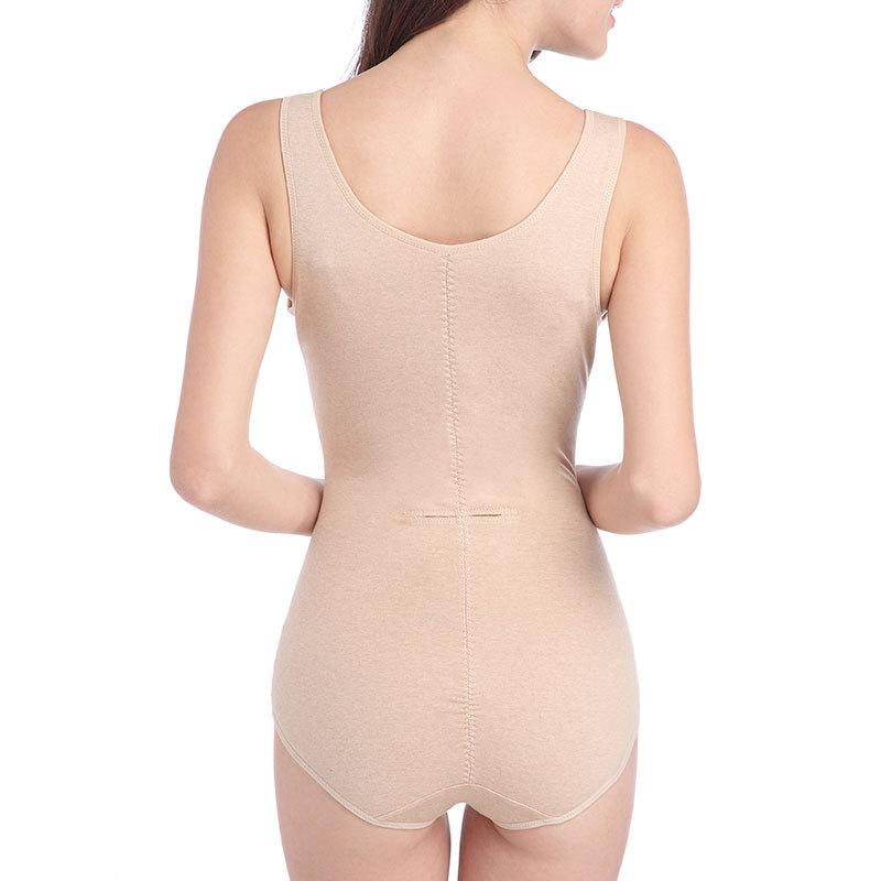 Slimming Tummy Control Women Underwear Full Body Shaper Sexy Girdle Lace Cincher Seamless Zipper Abdomen Postpartum Women Corset (1)