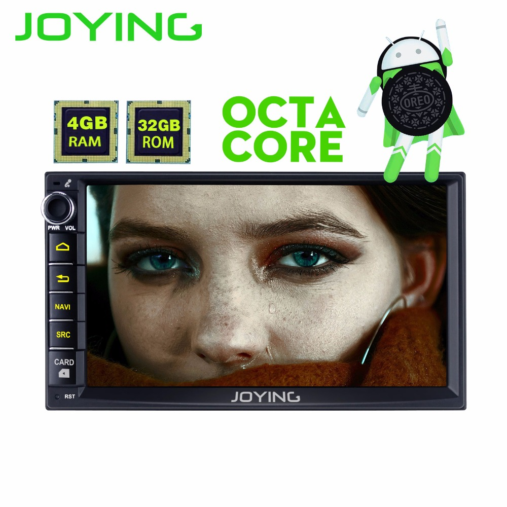 JOYING Android 6.0 Double 2 Din 7