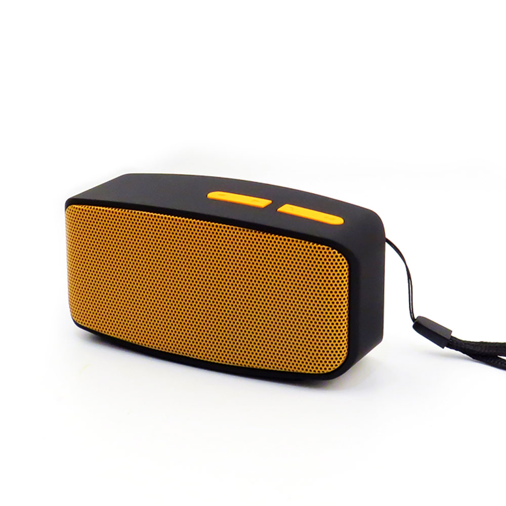 Bluetooth Speakers With HI-FI Column Portable for Outdoor Biking Hiking Camping Connection with iPhone Samsung Xiaomi Huawei