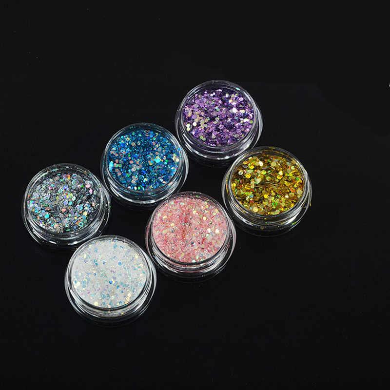 1pcs Sparkle Silver Modeling Clay Slime Dough Plasticine Children Polymer Toys Soft Toys Styrofoam Playdough Supplies Polymer