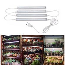 4pcs 5W 9W Led Grow Light Full Spectrum T5 Tube LED Plant grow light Hydroponic system LED Indoor Bar Phyto Lamps Light