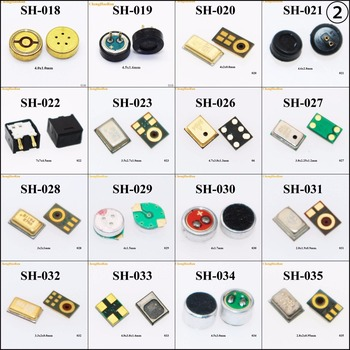 (2) 38 models Repair board MIC microphone FOR iPhone 7/7 plus/Nokia Lumia 503 N73/Huawei C5730 FOR Samsung S6 edge replacement image