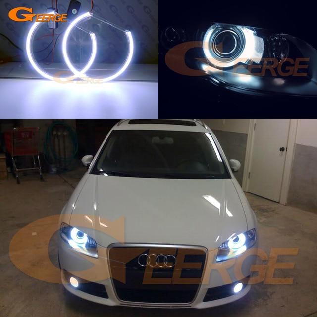 For Audi A S RS Xenon Headlight - 2007 audi a4 headlights