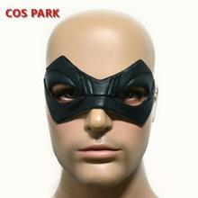 Cosplay The Umbrella Academy Latex Eye Mask Halloween Movie&TV Masks Party Adults цена
