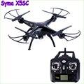100% Nueva Versión Original Syma X5SC 2.4G 6 Axis GYRO RC Quadcopter RTF RC Helicóptero con Cámara 2.0MP Syma X5C actualizado