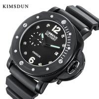 KIMSDUN Luxury Brand Men Watch montre homme Bussiness Quartz Watches Men reloj hombre Sport Waterproof Watch Men relogio