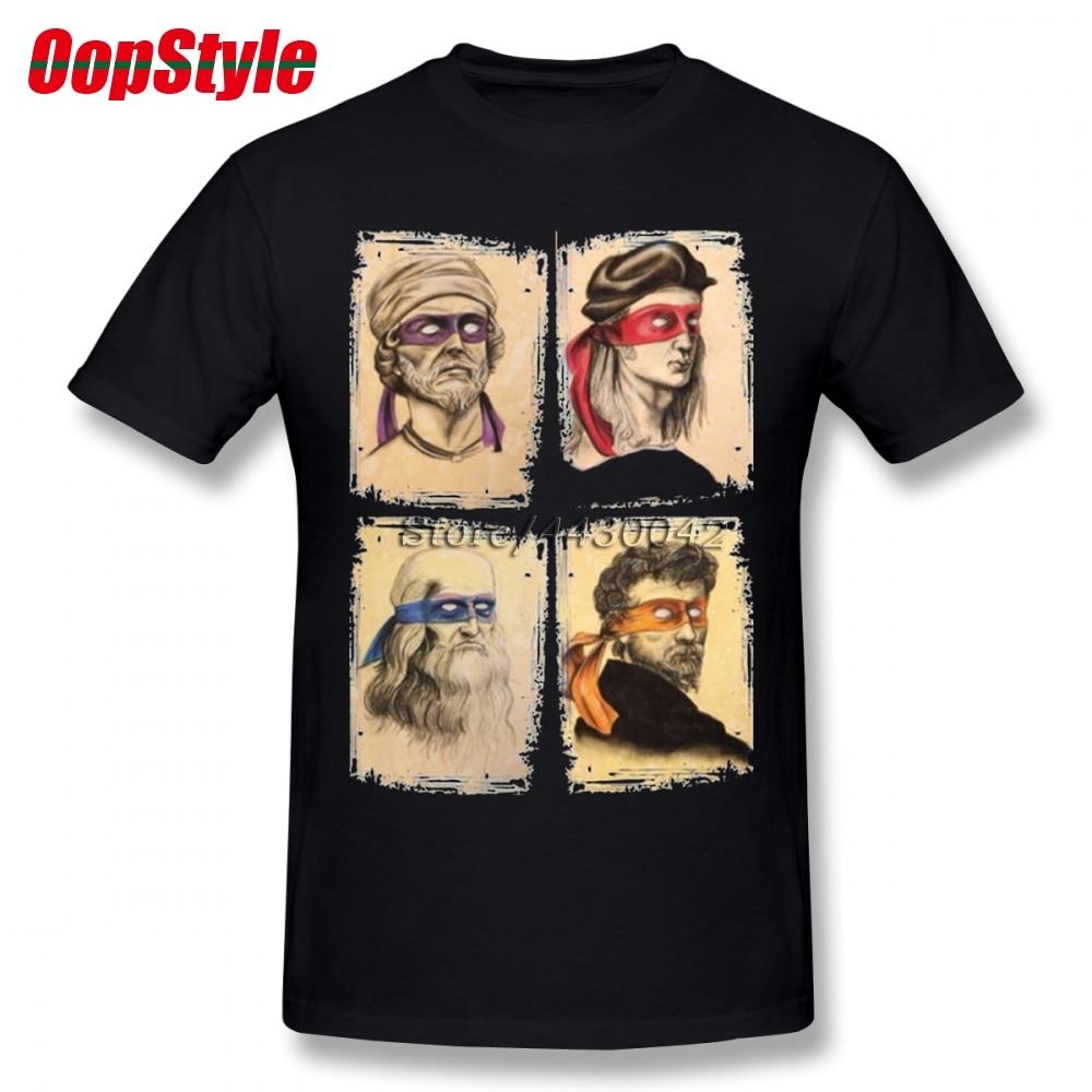Science Turtles Tops   T     Shirt   For Boy Men   T  -  shirt   For Men Plus Size Cotton Team Tee   Shirt   4XL 5XL 6XL Camiseta