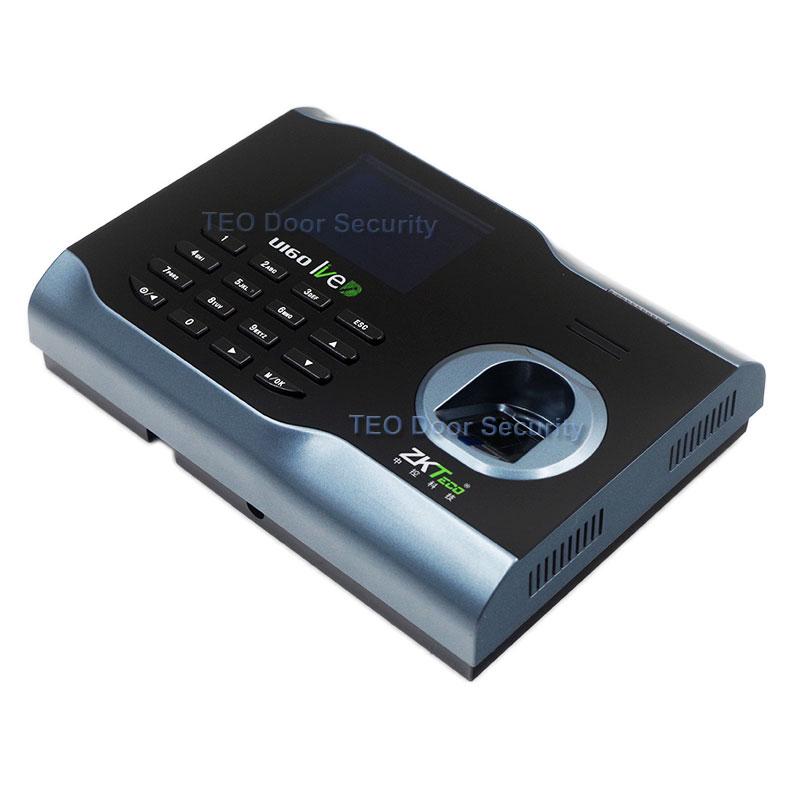 지문 시간 출석 와이파이 시간 출석 시스템 ZMM220 - 보안 및 보호 - 사진 3