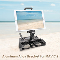 Foldable Remote Control Phone Tablet Stand Bracket for DJI Mavic 2 Pro & Zoom with CrystalSky Display Monitor Stand