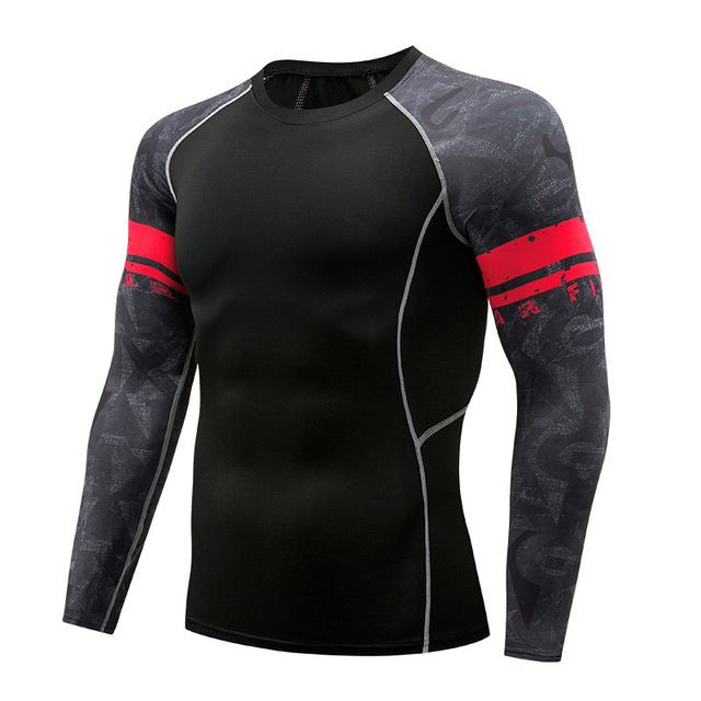 WW-8834 Fitness Running Training Fitness Sleeve T-Shirts Run Bodybuilding Sportswear Tight tee Tops clothesWW-8834 Fitness Running Training Fitness Sleeve T-Shirts Run Bodybuilding Sportswear Tight tee Tops clothes