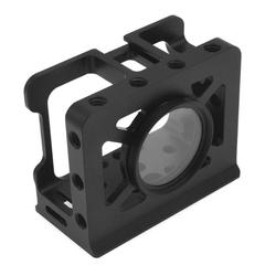 Aluminum Alloy Camera Cage With Built-in Arca Swiss to Mount Tripod Monitor With 1/4 Screw For Sony RX0