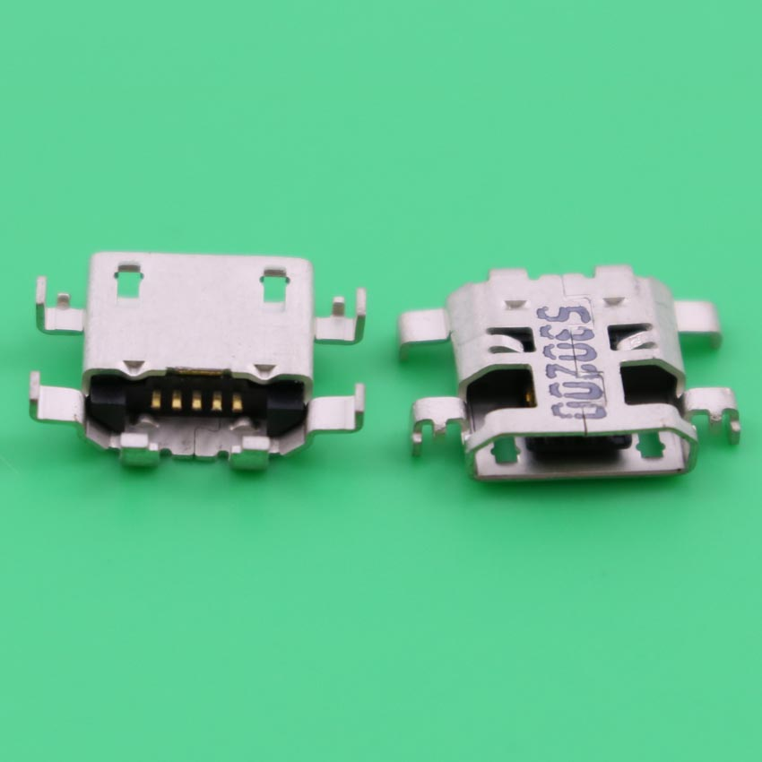 YuXi Micro USB Jack Charger Charging Port Socket Mini Connector Dock Plug For LENOVO A8-50 A5500-HV A5500 A5500H 8