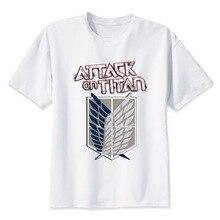 Attack on Titan Printed Tee