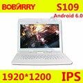 Tablet Android 6.0 S109 10.1 Дюймов 3 Г планшетный пк octa core Dual SIM 4 ГБ RAM 64 ГБ ROM Dual SIM GPS IPS FM планшетных пк
