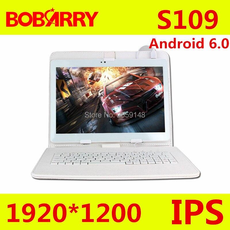 Tablet Android 6.0 S109 10.1 Pulgadas 3G tablet pc octa core Dual SIM 4 GB RAM 6