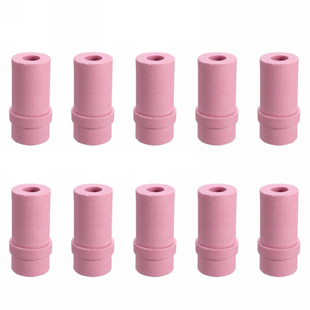 10pcs Sandblaster Air Siphon Sand Blasting Gun Ceramic Nozzle Tips 4mm 4.5mm 5mm 6mm 7mm For Power Tool Accessessories