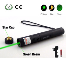 Laser Pointer 10000m Lazer 532 nm Green Lasers Sight Powerful device Adjustable Focus with laser 303+Charger+18650 Battery цены онлайн