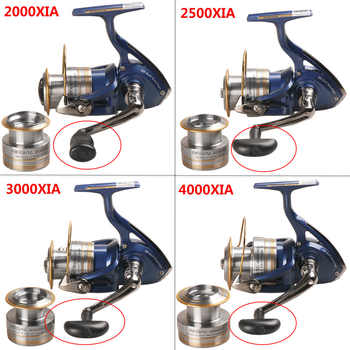 DAIWA REGAL Spinning Fishing Reel with Spare Spool 2000XIA 2500XIA 3000XIA 4000XIA Carretes Pesca Spinning Wheel Molinete Peche