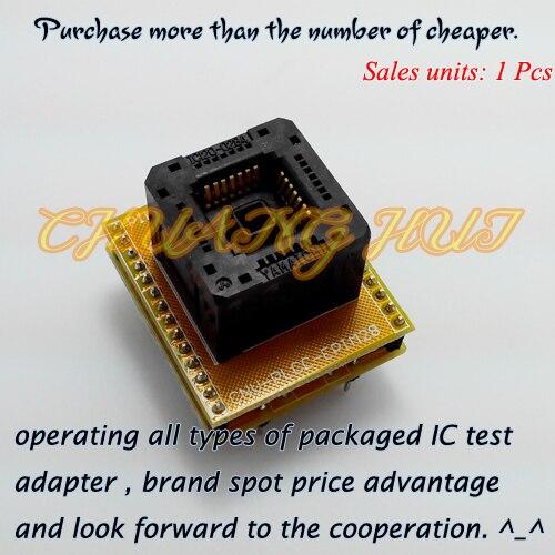 PLCC28-DIP28 Programmeur adaptateur PLCC28 à DIP28 adaptateur Socket