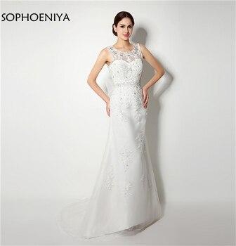 New arrival Lace wedding dresses robe de mariee gelinlik bride dress 2020 abiti sposa Women wedding dress vestido de noiva