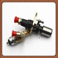 For Cylinder air cooled diesel engine Tiller 186FA diesel generator fuel pump assembly pump