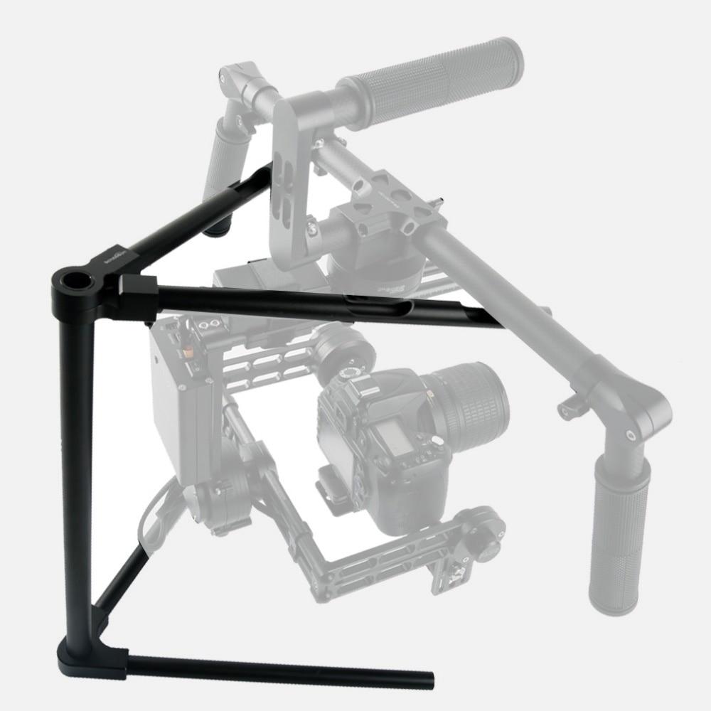 CNC Aluminum Universal Balance DSLR Gimbal Tuning Stand Support 5kg for DJI Ronin m Ronin M